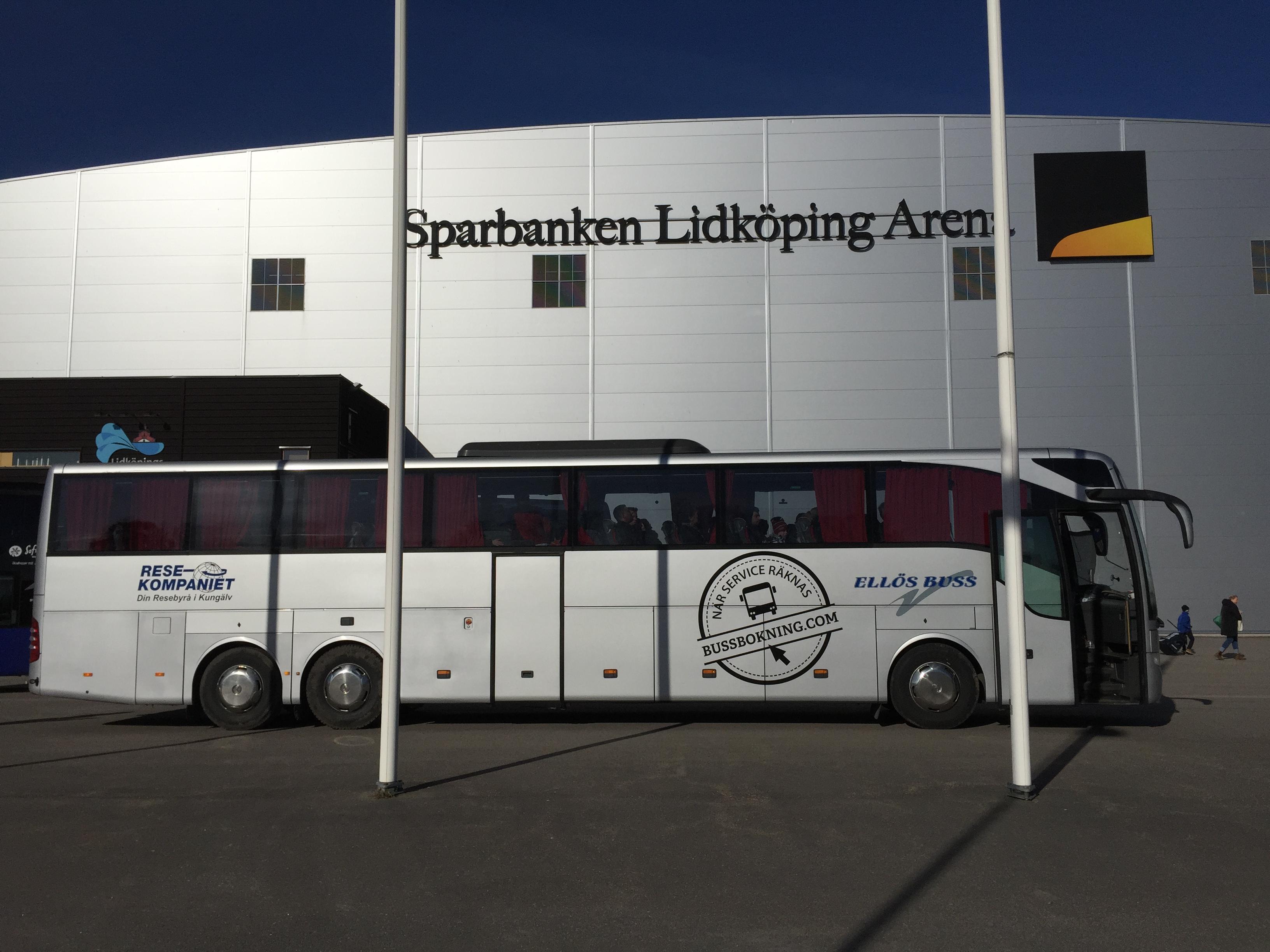 Boka buss göteborg